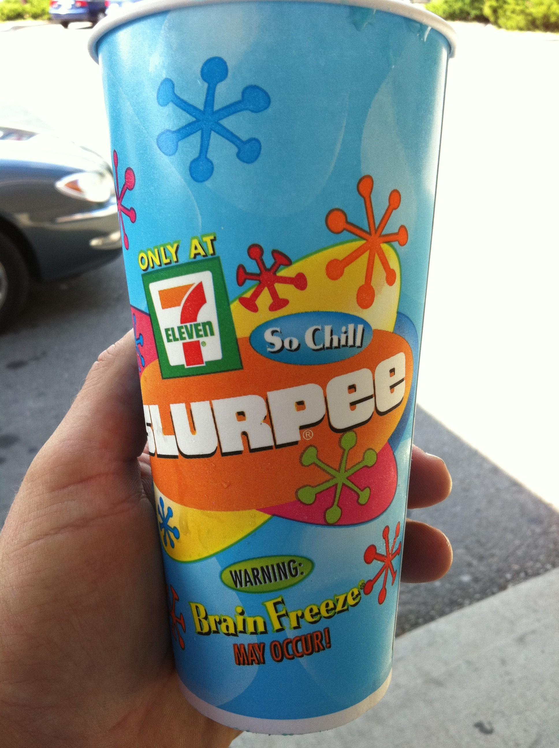 Day 59 Of 365 7 Eleven Free Slurpee Day