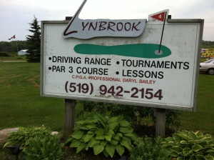 Day 61 of 365 - Lynbrook Family Golf Centre