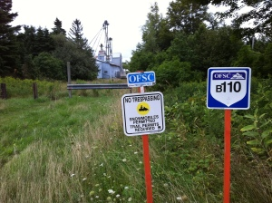 Day 108 of 365 - The Olde Shelburne Rail Trail