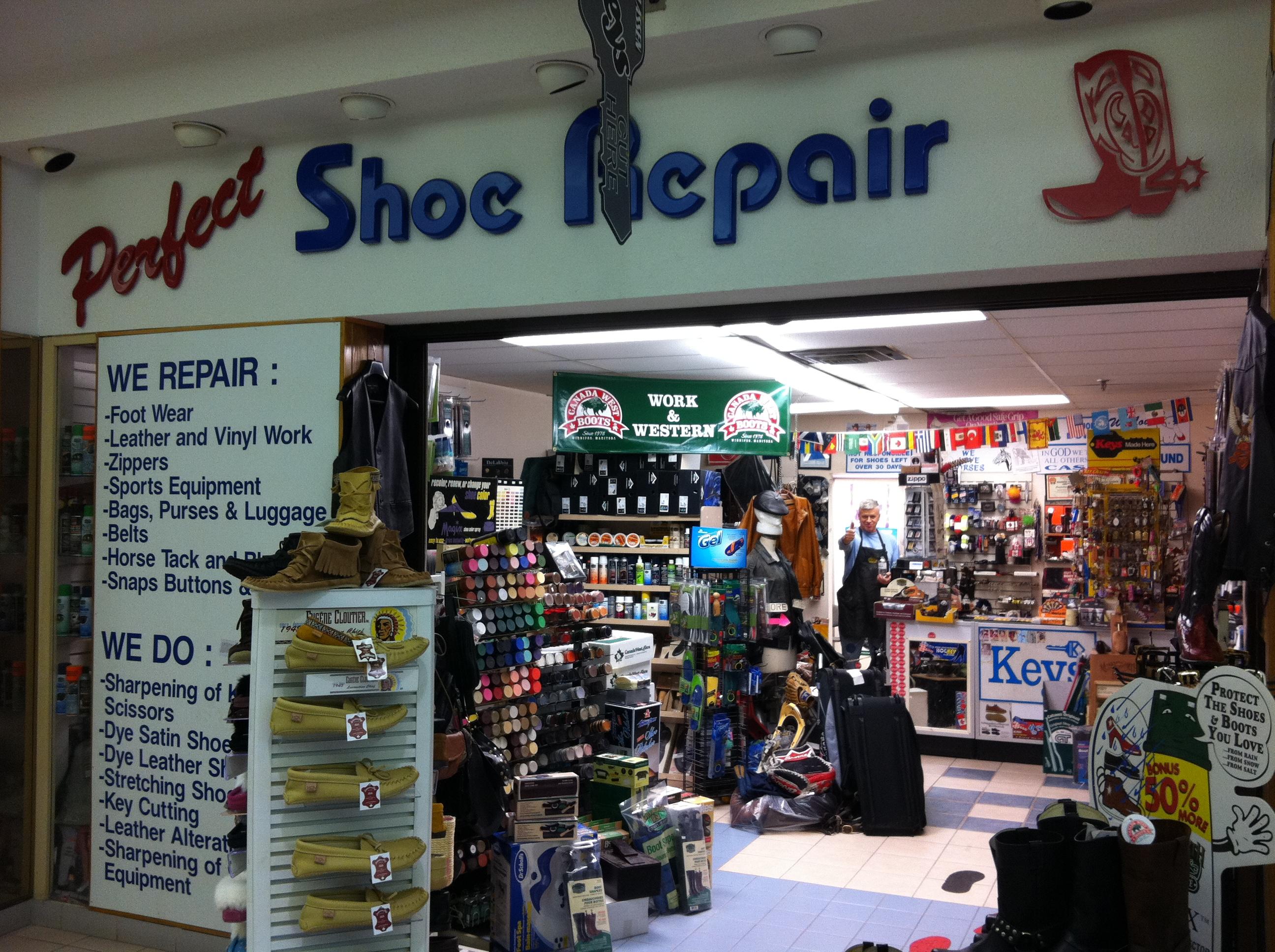 Perfect Shoe Repair Orangeville