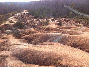 Day 173 of 365 - Cheltenham Badlands