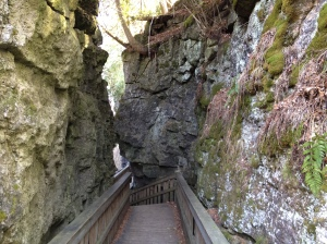 Day 325 of 365 - Mono Cliffs Caves