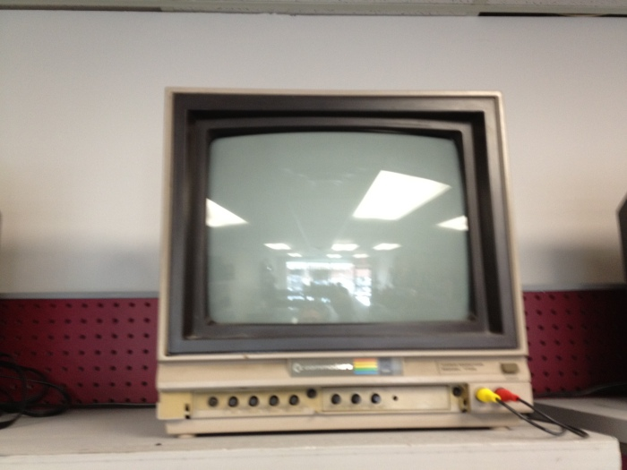 Apple Commodore Screens