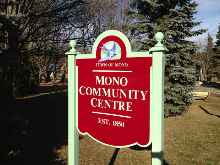 Mono Community Centre