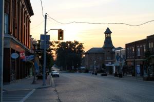 Main Street Shelburne 2012