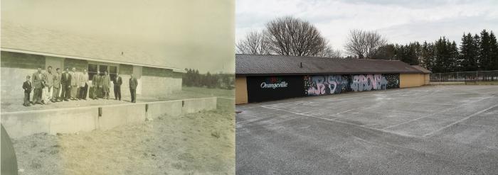 Orangeville Lions Pool 1950 - 2012