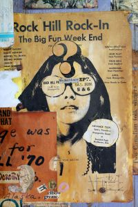 Rockhill Park Poster 1969