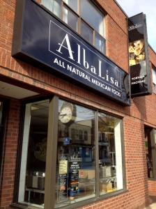 Alba Lisa All Natural Mexican Food