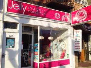 Jelly Modern Donut