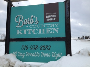Barb's County Kitchen